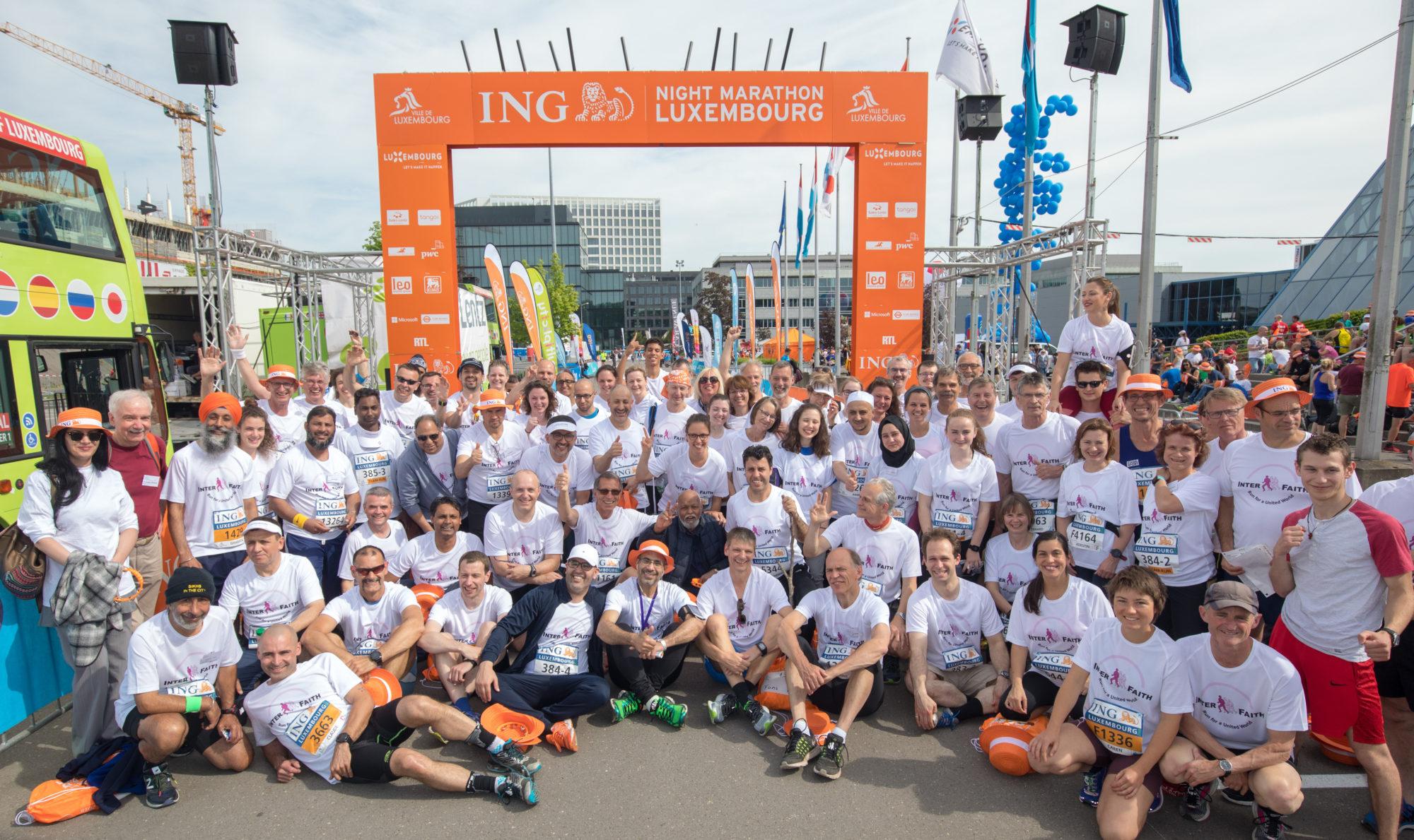 Interfaith - Run for a United World